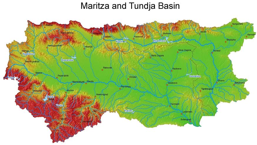 Maritza River Phare Project